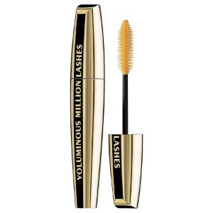 L'Oreal - Rímel Voluminous Million Lashes - 635 Blackest Black