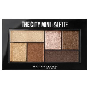 Maybelline - The City Mini Palette - 400 - Roof Top Bronzes