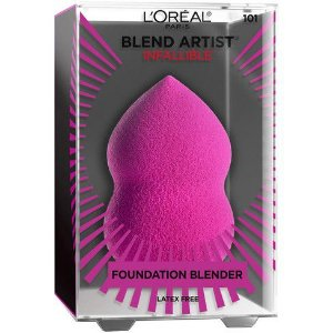 L'Oreal - Esponja Infallible Beauty Blender - 101 Foundation