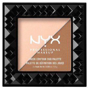 NYX - Professional Makeup Cheek Contour Duo Palette Cheek On Cheek