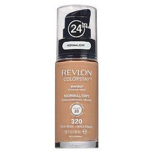 Revlon - Colorstay Makeup For Normal/Dry Skin - 320 - True Beige