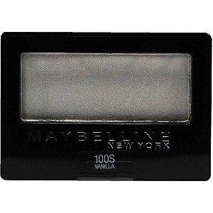 Maybelline - New York Expert Wear Eye Shadow - 100 S - Vanilla