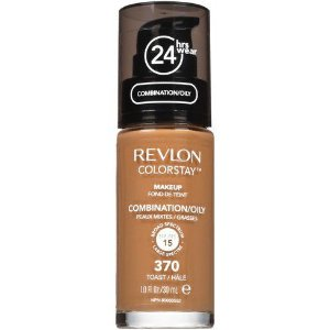Revlon - Colorstay Makeup For Normal/Dry Skin - 370 - Toast