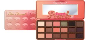 Too Faced - Paleta Sweet Peach Eye Shadow Collection
