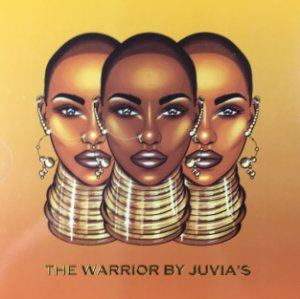 Juvia'S Place - Paleta The Warrior Eyeshadow