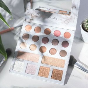 Bh Cosmetics - Carli Bybel Deluxe Edition - 21 Color Eyeshadow & Highlighter Palette