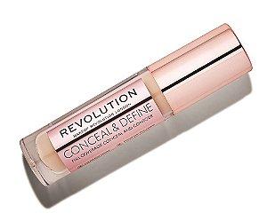 Makeup Revolution  - Corretivo - Conceal & Define - C6