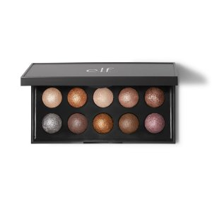 Elf - Paleta Baked Eyeshadow  - California