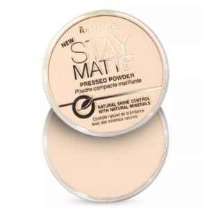Rimmel London - Pó Stay Matte Pressed - 001 - Transparent