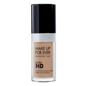 Make Up For Ever -  Base Ultra Hd Invisible Cover Foundation - Base Líquida - Y345 Bege Natural