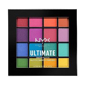 Nyx - Paleta Ultimate Shadow - Brights