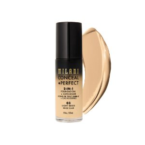 Milani - Base + Corretivo - Perfect 2-In-1 - 03 - Light Beige