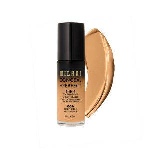 Milani - Base + Corretivo - Perfect 2-In-1 - 06A - Deep Beige