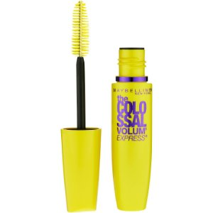Maybelline - Rímel The Colossal - 230 - Glam Black - Lavável