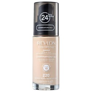 Revlon - Colorstay Base Combination/Oily - 220 - Natural Beige