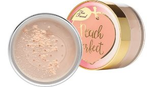 Too Faced - Peach Perfect - Pó Mattifying Loose Setting - Translucent - 35G