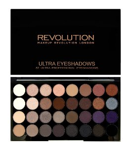 Makeup Revolution - Ultra 32 Shade Eyeshadow Palette - Affirmation