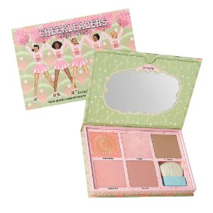 Benefit - Paleta Cheekleaders Pink Squad Cheek