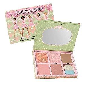 Benefit - Paleta Cheekleaders Pink Squad Cheek