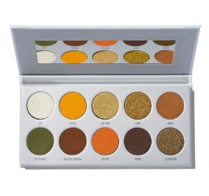 Morphe - The Jaclyn Hill - Paleta Armed & Gorgeous Eyeshadow