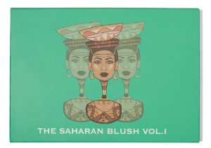 Juvia'S Place - The Saharan Blush Vol. 1