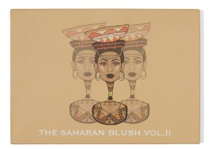 Juvia'S Place - The Saharan Blush Vol. 2