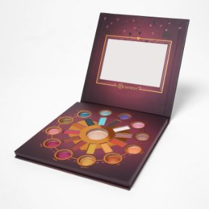 Bh Cosmetics - Paleta Zodiac Love Signs 24 Color Eyeshadow & 1Highlighter