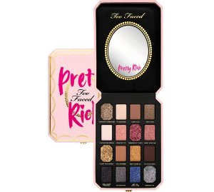 Too Faced - Paleta Pretty Rich Diamond Light Eye Shadow