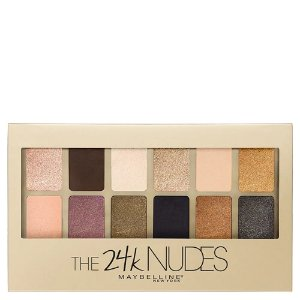 Maybelline - Paleta The 24K Nudes