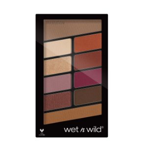Wet N Wild - Paleta Color Icon Eyeshadow 10 Pan - Rose In The Air - 758