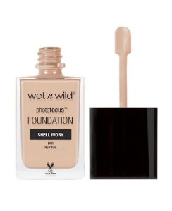 Wet N Wild - Photo Focus Foundation - Shell Ivory