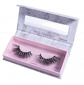 Miss Frandy - Cílios Postiços 6D - Mink C18-0402