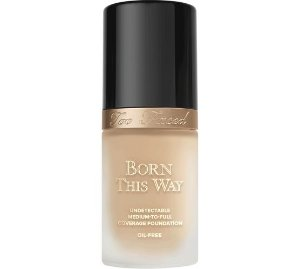 Too Faced - Base Born This Way Foundation - Vanilla