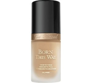 Too Faced - Base Born This Way Foundation - Warm Nude