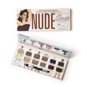 The Balm - Paleta Nude Dude