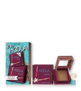 Benefit - Kit Com Duo de Pó bronzeador Mate - 2 to HOOLA