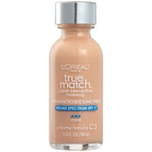 L'Oreal -  Base True Match Super-Blendable - Creamy Natural C3