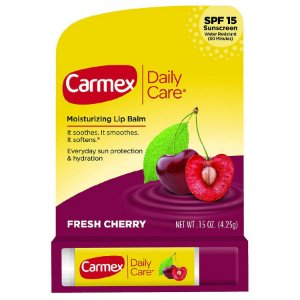 Carmex - Protetor Labial - Cherry - 4.25G