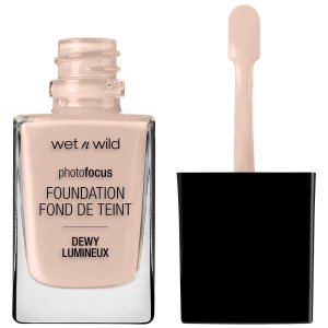 Wet N Wild - Photo Focus Dewy Foundation - Rose Ivory