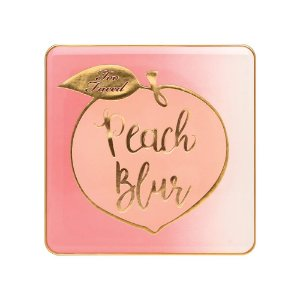 Too Faced - Pó Finishing Peach Blur - Translucent Smoothing