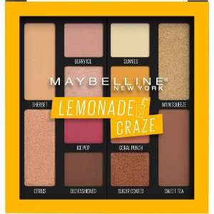 Maybelline - Paleta Lemonade Craze