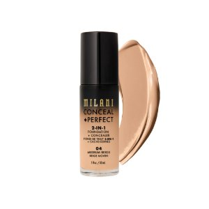 Milani - Base + Corretivo - Perfect 2-In-1 - 04 - Medium Beige
