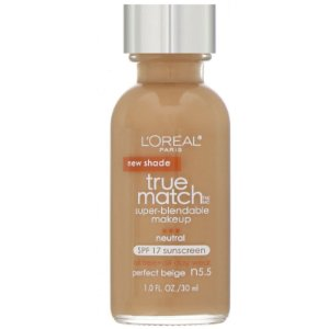 L'Oreal -  Base True Match Super-Blendable - Perfect Beige N5.5