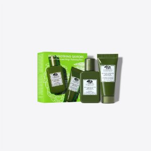 Origins - Kit de Pele Soothing Saviors - Mega-Mushroom Mega Hydrating Duo