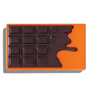 Makeup Revolution  - Paleta Choc Orange Mini Chocolate