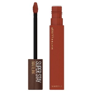 Maybelline - Batom Superstay Matte Ink Liquid - Cocoa Connoisseur