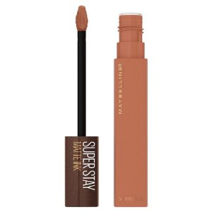 Maybelline - Batom Superstay Matte Ink Liquid - Chai Genius