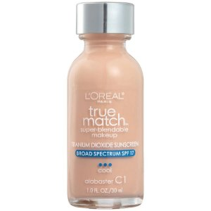 L'Oreal -  Base True Match Super-Blendable - Alabaster C1