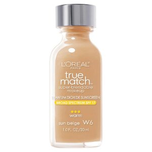 L'Oreal -  Base True Match Super-Blendable - Sun Beige W6