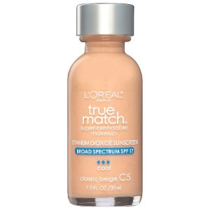 L'Oreal -  Base True Match Super-Blendable - Classic Beige C5